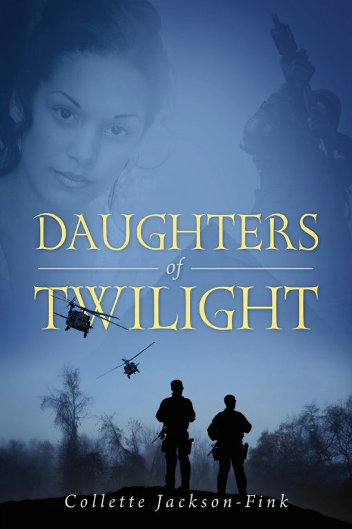 daughters of twilight by Collette Jackson-Fink book cover